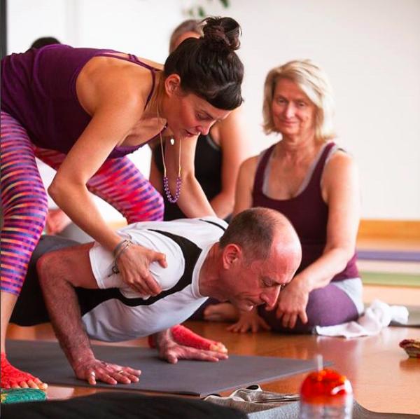 yoga therapeutics teacher training amy ippoliti