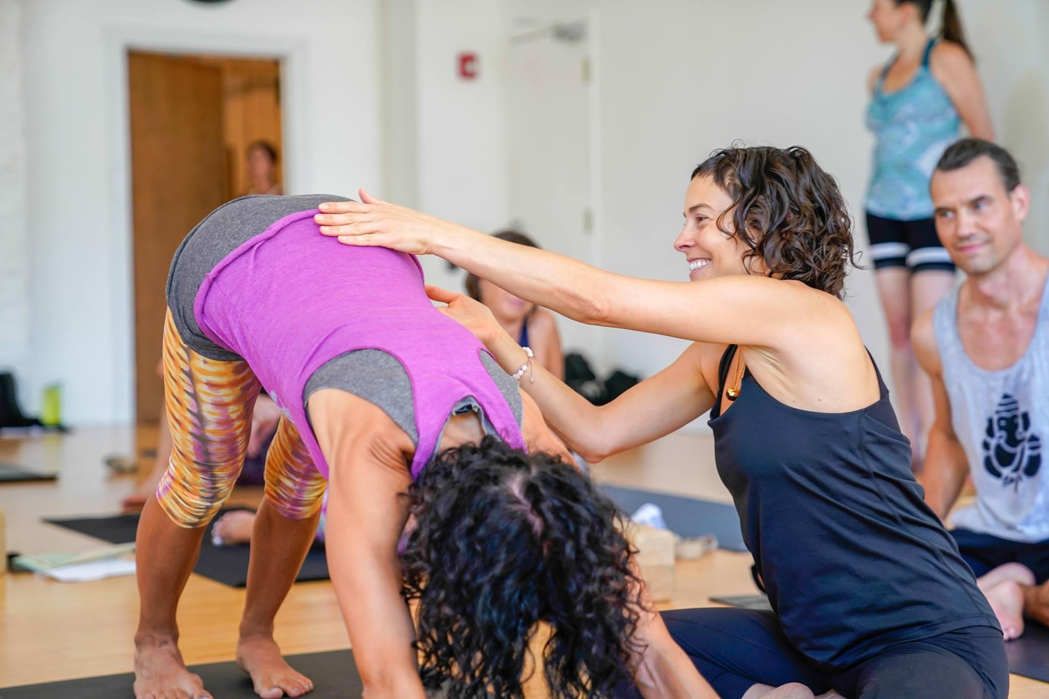 Amy Ippoliti Yoga Teacher Training 200TT 300TT 500TT