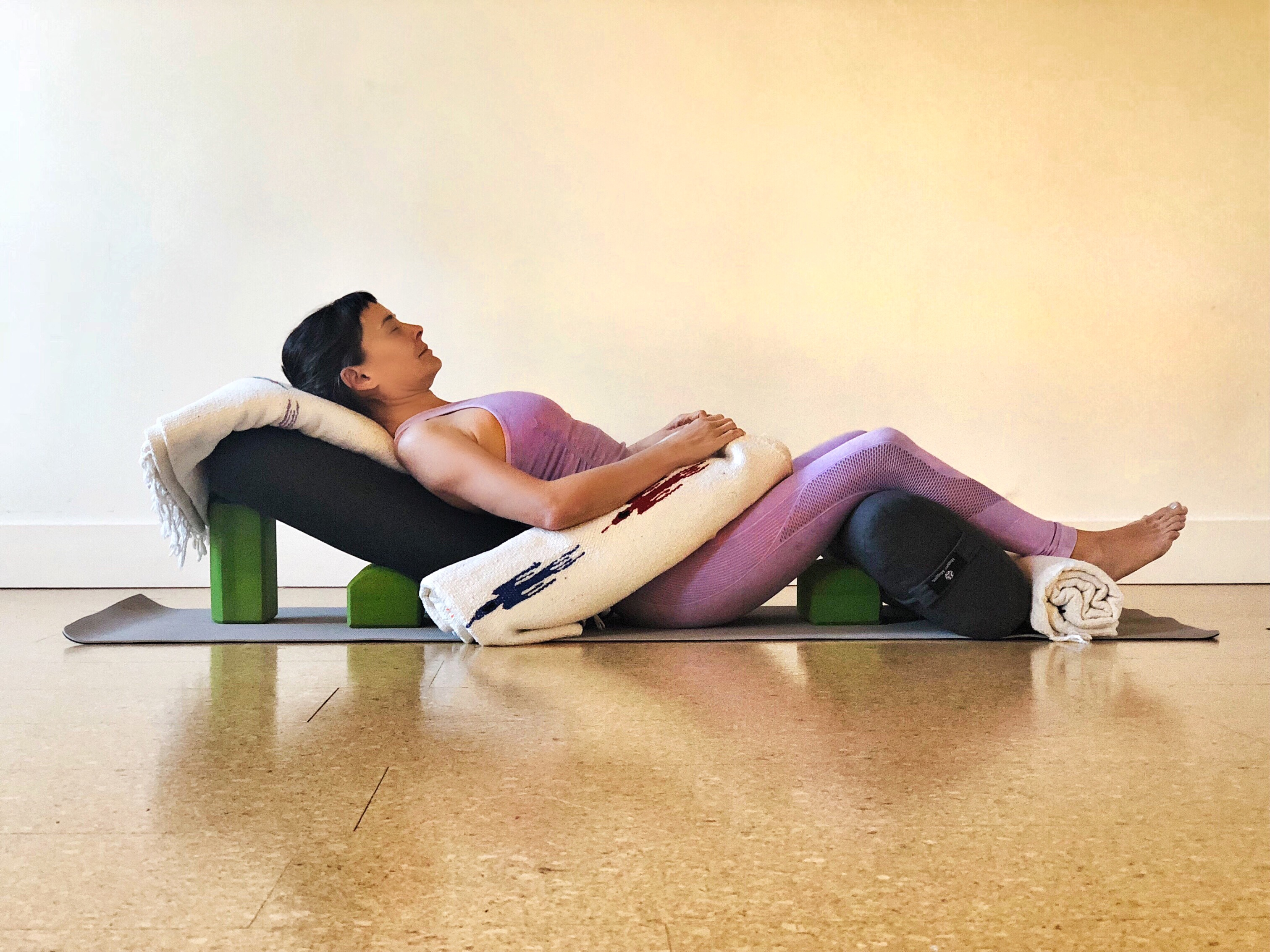 Amy Ippoliti Restorative Yoga